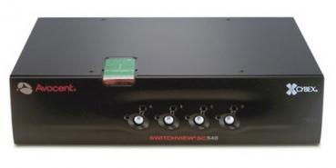 Avocent SwitchView SC540 Secure KVM Switch