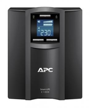 APC Smart-UPS C 1000VA - 230V