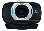 Logitech C615 Webcam, Full HD, autofocus, USB