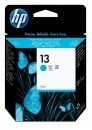HP 13 Ink Cartridge, cyan