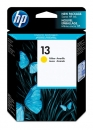 HP 13 Ink Cartridge, yellow
