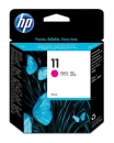 HP 11 Ink Cartridge, magenta, 28ml