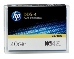 HP DDS-4 Data Cartridge, 150m