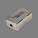 LogiLink CAT5E/6 Connection Box, IDC/LSA, shielded, for solid network cable connections