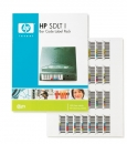 HP SuperDLTtape Autom. BarCode Label Pack