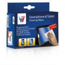 V7 Cleaning Wipes for Smartphones & Tablets