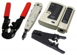LogiLink Network Tool Kit, 4 parts